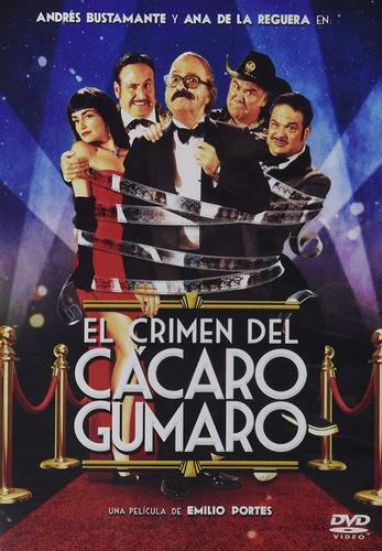 El Crimen Del Cacaro Gumaro Andres Bustamante Pelicula Dvd
