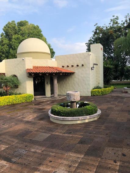 Casa En Juriquilla Vista Al Campo De Golf
