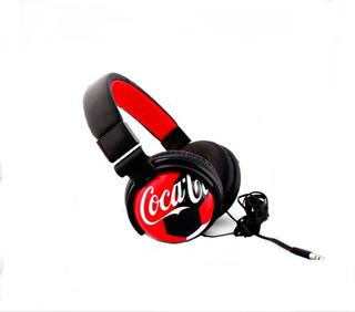 Auriculares Coca Cola Edición Especial