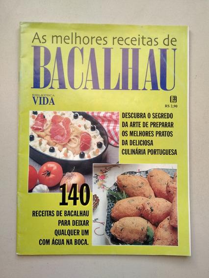 Revista Receitas De Bacalhau Culinária Portuguesa D098