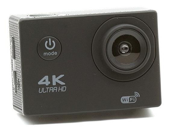 Câmera Action Cam Go Pro 4k Sport Wifi Hd + Cartão 16gb
