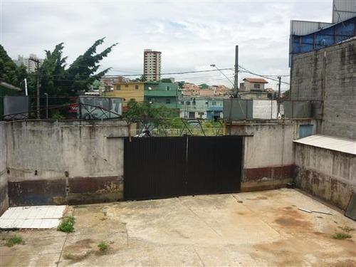 Imagem 1 de 16 de Galpão/salão Para Fins Comerciais A Venda Com 180 M²   Limão  São Paulo Sp - Gl483615v