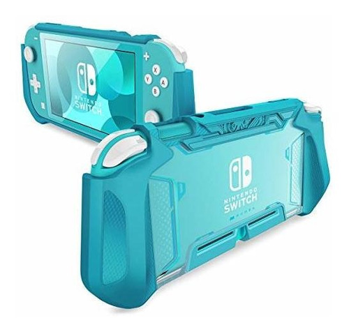 Estuche Mumba Grip Para Nintendo Switch Lite, [serie Blade]