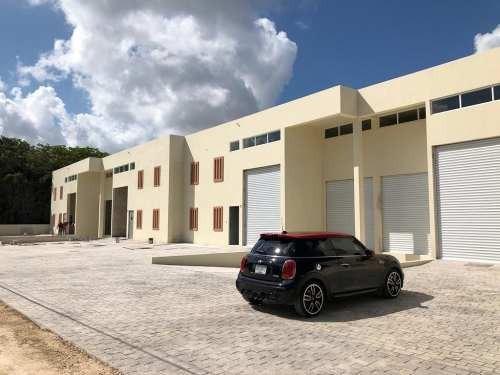 Bodegas Renta 1000m2 Por Blvd Colosio Techo De Concreto