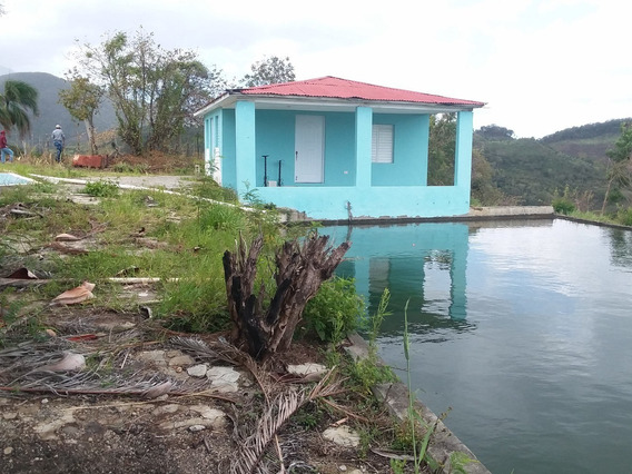Finca De 239 Tareas Agrícola En San José De Ocoa