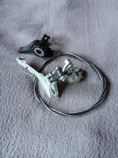 Descarrilador Delantero Bici