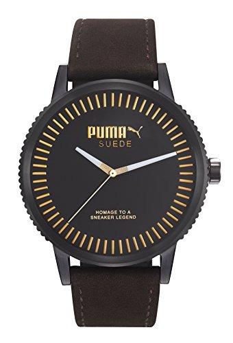 Puma Pu104101005 Reloj Lifestyle Análogo, Redondo Para Homb