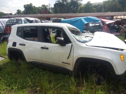 Sucata Jeep Renegade 1.8 2016 Para Retirada De Peças