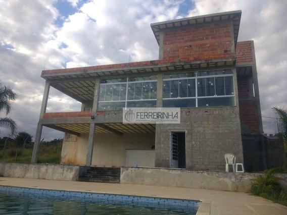 Casa Com 4 Dormitórios À Venda, 450 M² Por R$ 790.000 - Ca1711