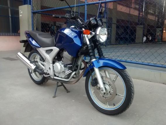 Honda Cbx 250 Twister Ano 2004