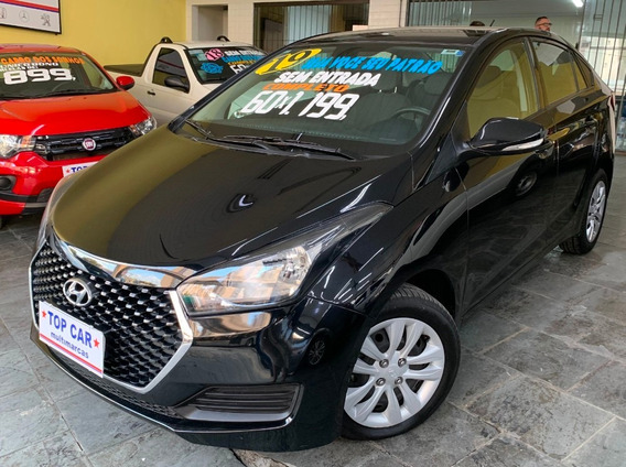 Hyundai Hb20s Carro Sem Entrada
