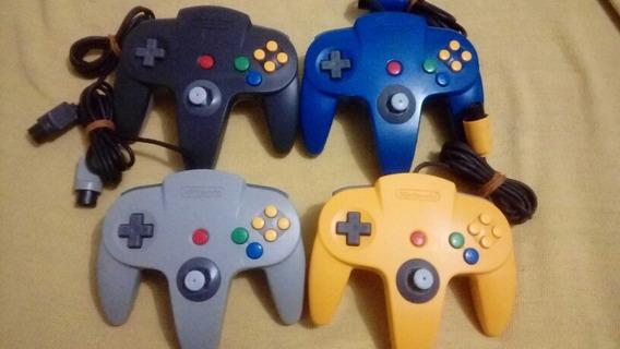 Controles Para Nintendo 64 Originais