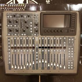 Mesa De Som Digital Behringer X32 Compact + Nf E Garantia