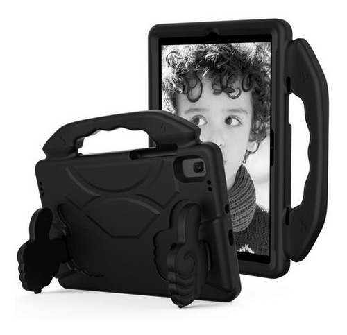 Imagen 1 de 7 de Eva - Funda Para Tablet Galaxy Tab S6 Lite /p615/p610