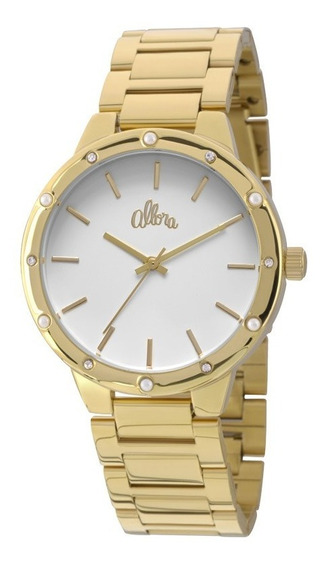 Relógio Allora Feminino Original Barato Lançamento