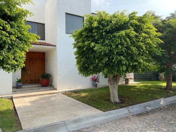 Casa En Venta, Residencial Bosques Queretaro Rcv191029-mo