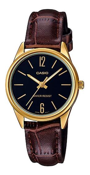 Relógio Casio Feminino Ltp-v005gl-1budf