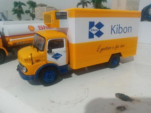 Imagem 1 de 5 de Vende-se Miniatura Caminhões Brasileiro
