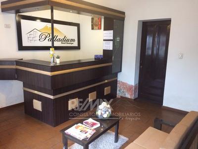 Confortable Y Amplia Casa-hotel En Venta En Vallecito