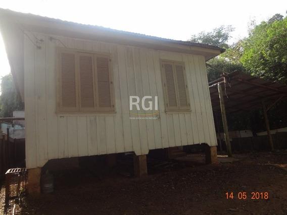 Casa Em Nonoai Com 2 Dormitórios - Bt8829