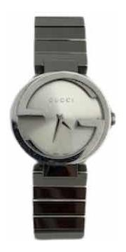 Relógio Prateado Gucci - Original