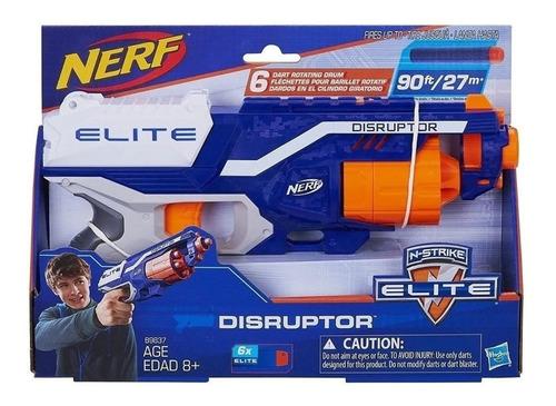 Imagen 1 de 2 de Nerf N-strike Elite Disruptor