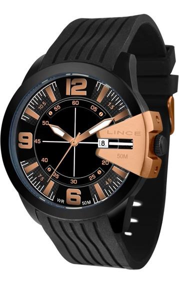 Relógio Masculino Lince Mrp4457s-p2px Preto