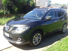 Nissan X-trail Exclusive 2015 4wd