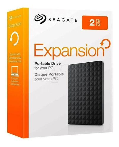 Hd Externo 2tb Seagate Xbox 360 Xbox One Ps4 Pc Notebook