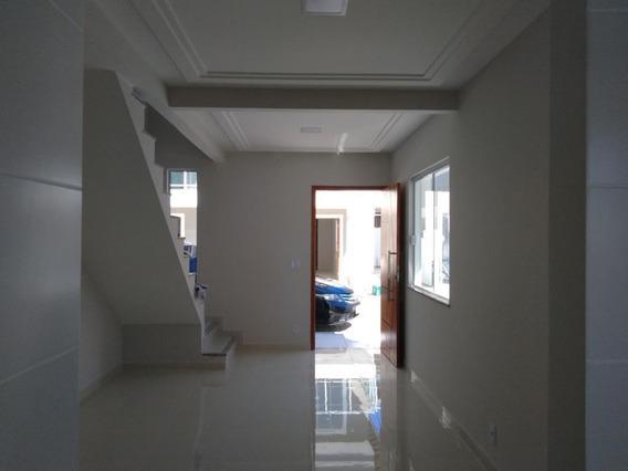Casa Em Itaipuaçu, Maricá/rj De 101m² 2 Quartos À Venda Por R$ 265.000,00 - Ca389715