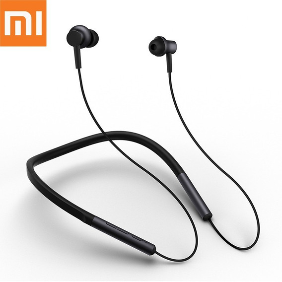 Xiaomi Mi Bluetooth Neckband Earphone Fone De Ouvido