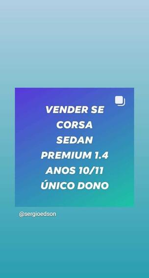 Corsa Sedan Premium 1.4 Flex 4pts