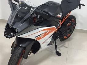 Ktm Rc 200 200cc Usada 2017