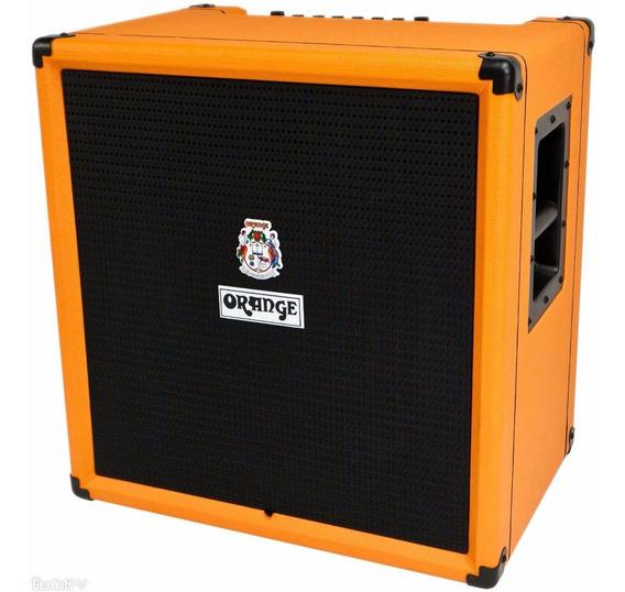 Amplificador Para Bajo Orange Cr100bxt