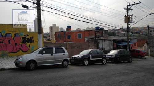 Terreno A Venda No Bairro Vila Medeiros Em São Paulo - Sp.  - 3009-1