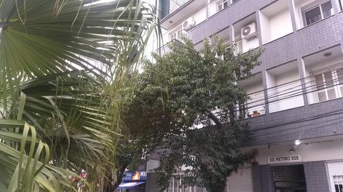 Imagem 1 de 14 de Apartamento Para Aluguel, 1 Quarto, Menino Deus - Porto Alegre/rs - 3615