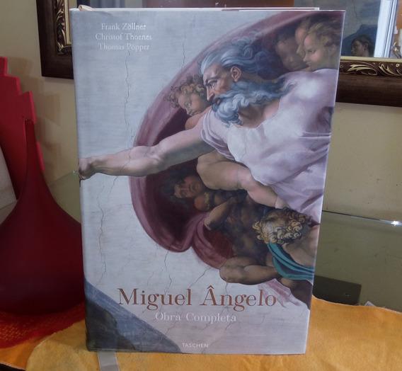Miguel Ângelo (michelangelo): Obra Completa (livro Gigante)