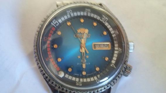 Relógio Orient Kd Cebolao 3 Chaves (415j)