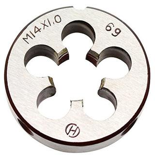14 Mm X 1 Métricas Mano Derecha Ronda Troquel Máquina Hilo