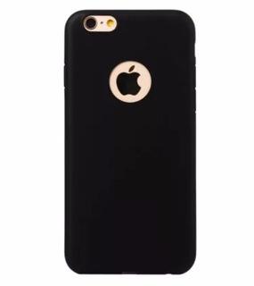 Capa Para iPhone 6 - Asling Tpu Black Ultra-fino