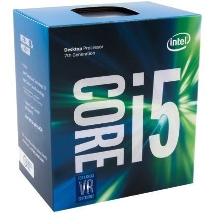 Processador Intel Core I5 7500 3.4 - 3.8ghz 1151 6500 7400