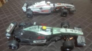 Scalextric F1 Lote Nuevos Sin Uso, Ed.limitada, El Par $5200