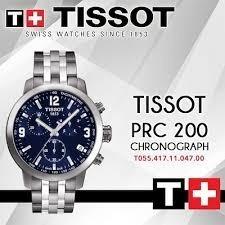 Relógio Tissot Prc200 Original Com Nota Fiscal