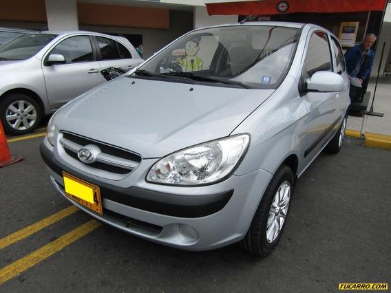 Hyundai Getz Getz Gl 1.600