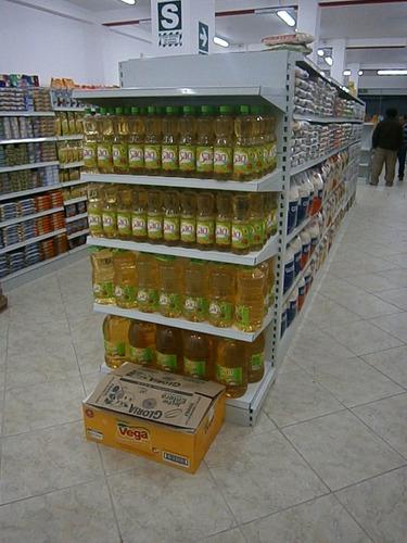 Góndolas Metálicas Para Minimarket / Supermercado  Desde
