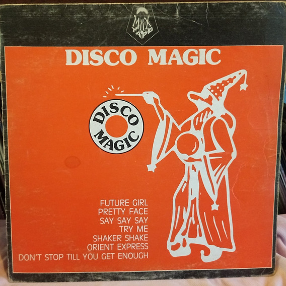 Mix Tape Disco Magic Onda Gapul Cover Meddle Michael Jackson