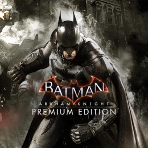 Batman Arkham Knight Premium Edition Xbox One Digital Online