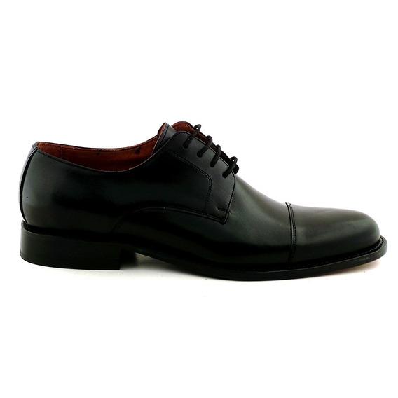 Zapato Cuero Hombre Briganti Vestir Suela - Hcac00703 01
