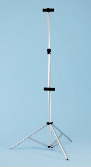 3 Porta Banner C/ Garras 1,80m Tripé Pedestal Pag2180e
