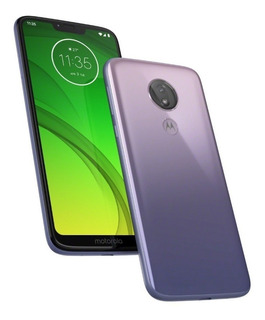 Celular Motorola Moto G7 Power 4gb 64gb Desbloqueado 5000mah Turbo Charge